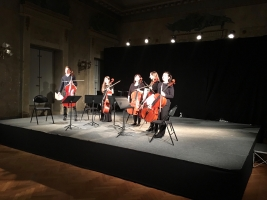 Celloensemble Dijon